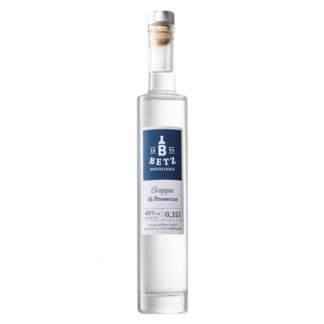 Grappa di Prosecco 40 % vol.